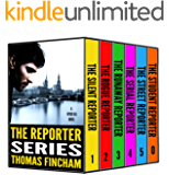 The Reporter Series: Books 1-5 (A Police Procedural Mystery Series of Crime and Suspense, Hyder Ali Novels)