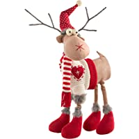 WeRChristmas - Figura Decorativa de Reno navideño