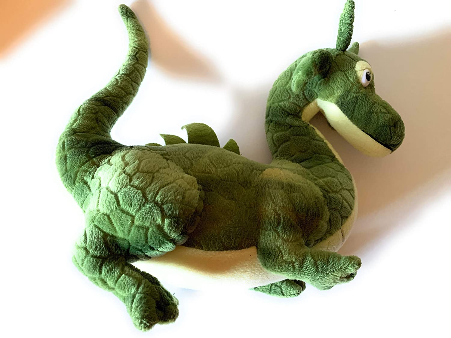 Weighted stuffed animal weighted buddy sensory toy dragon 2 lbs