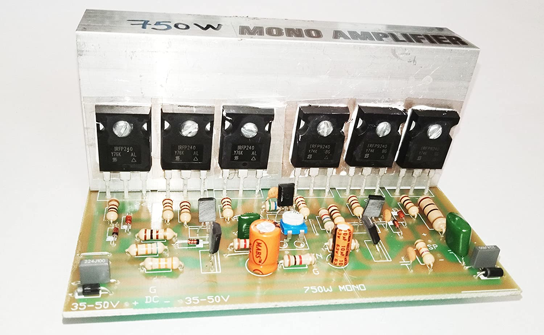 Power Track 750 Mono Sub Woofer Amplifier Board Kit Powertronixinductor1jpg Electronics
