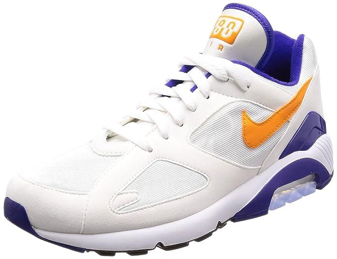 best website 054c0 584a1 Nike Air Max 180, Chaussures de Gymnastique Homme  Amazon.fr  Chaussures et  Sacs