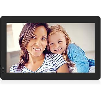 Amazon Nixplay 185 Wi Fi Cloud Digital Photo Frame Black