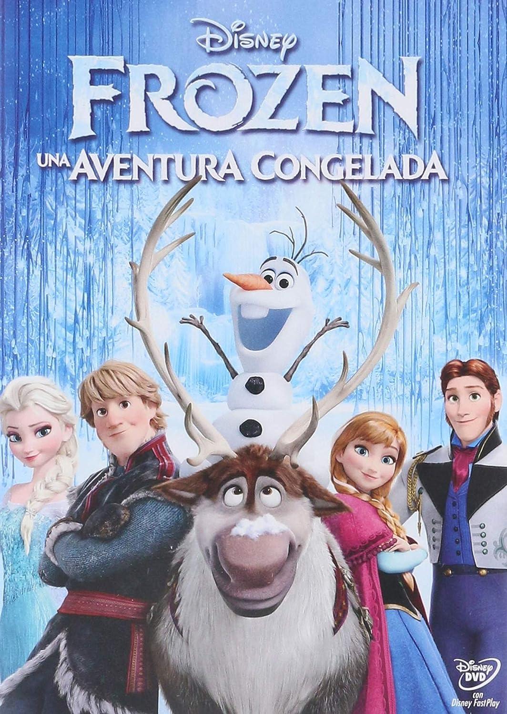 Frozen Una Aventura Congelada Español Latino Amazon Es Kristen Bell Idina Menzel Jonathan Groff Chris Buck Jennifer Lee Cine Y Series Tv