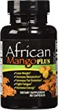 African Mango Plus - African Mango Weight Loss Supplement Lose Weight and Burn Belly Fat with African Mango Diet Pill ~ 1 Bottle