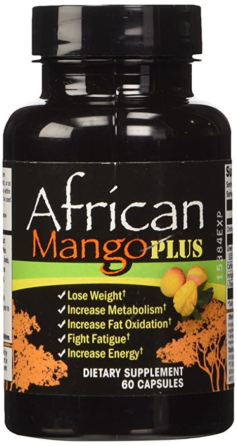 Buy African Mango Plus African Mango Weight Loss Supplement Lose