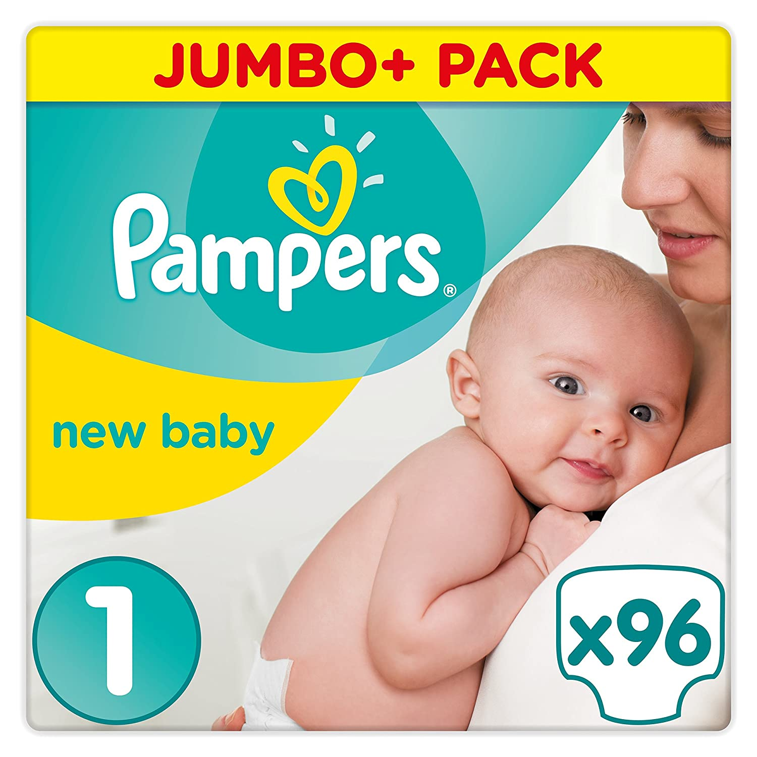 Pampers - Premium Protection Baby Windeln