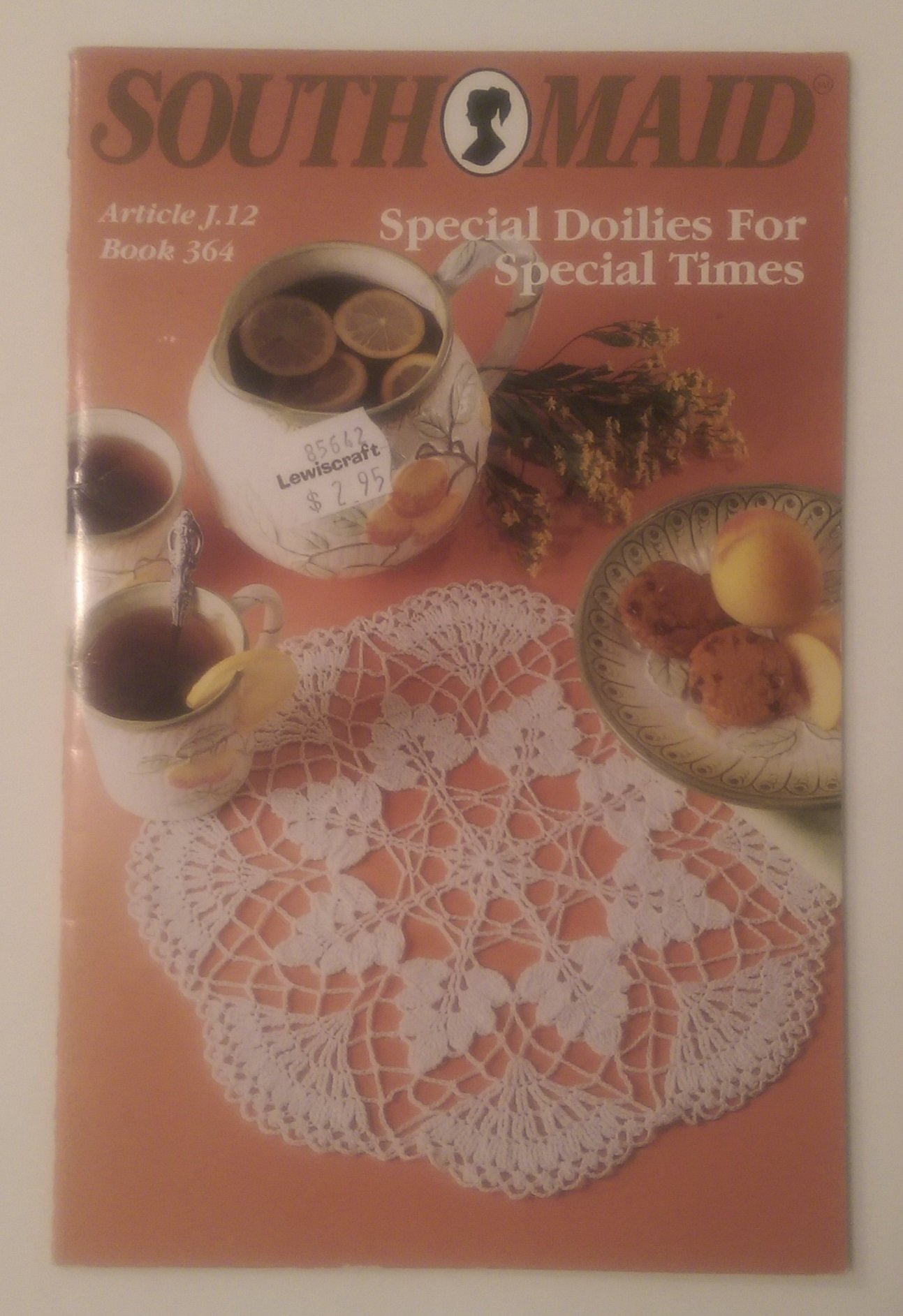 South Maid Special Doilies For Special Times Book 364 Coats Clark