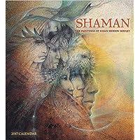 Shaman: The Paintings of Susan Seddon Boulet 2017 Wall Calendar