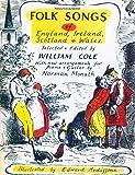 Folk Songs of England, Ireland, Scotland and Wales