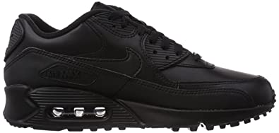 pkglf NIKE Air Max 90 Leather Mens Trainers: Amazon.co.uk: Shoes & Bags
