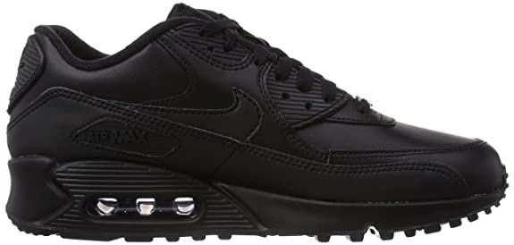 Amazon.com   Nike Air Max 90 Leather Mens Style: 302519-001 Size: 9 M US   Road Running