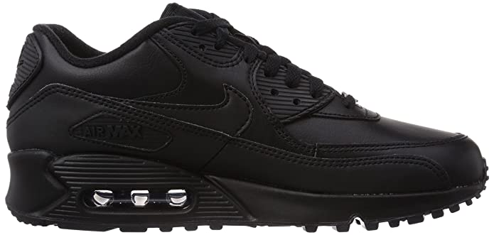 Amazon.com | Nike Air Max 90 Leather Mens Style: 302519-001 Size: 9 M US | Road Running