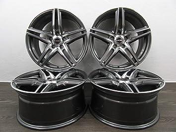 4 Llantas BORBET XRT 18 pulgadas para Audi A3 S3 8P 8V AS8E 8K A6 4F 4G Q2 Q3 TT: Amazon.es: Coche y moto