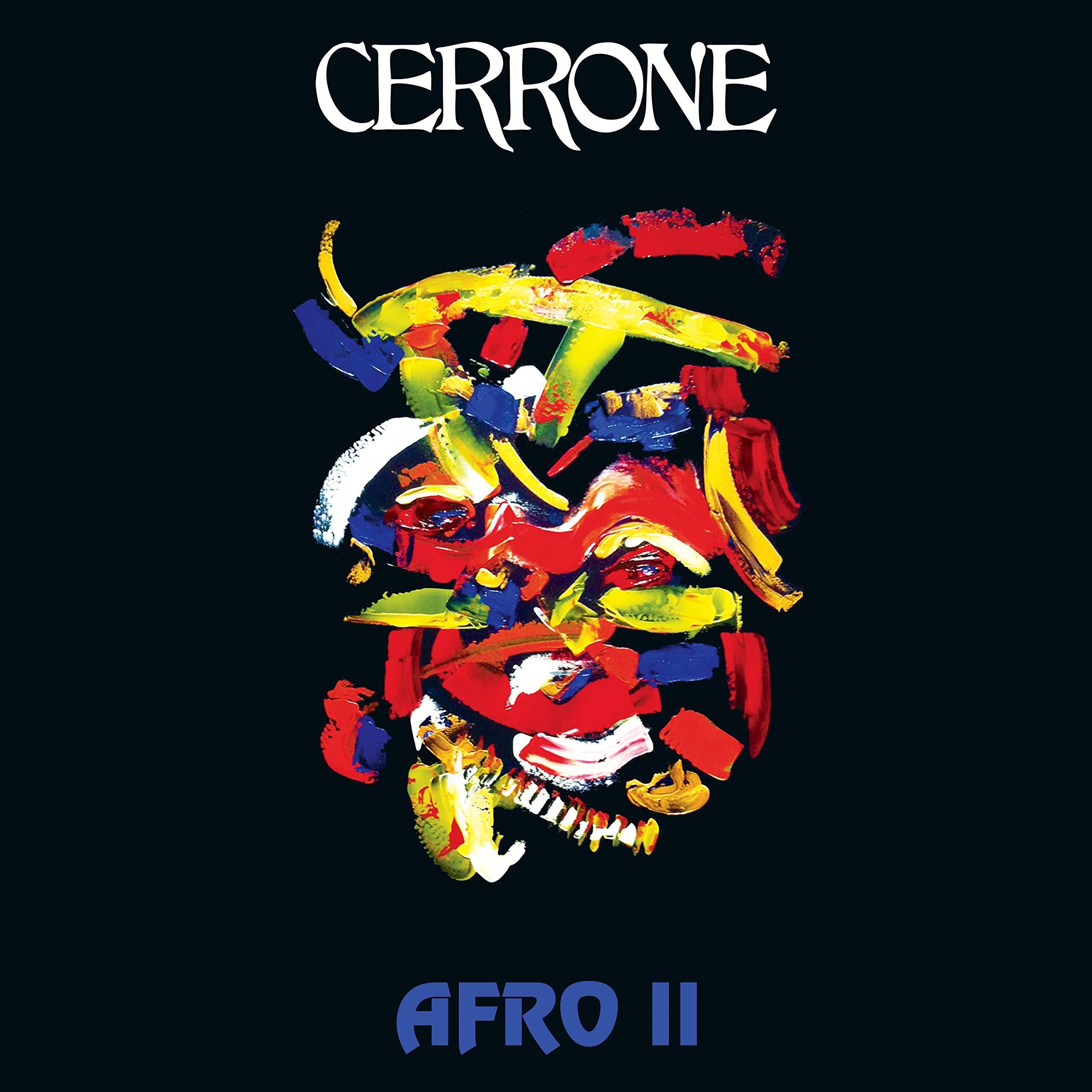Vinilo : Cerrone - Afro Ii (Extended Play, United Kingdom - Import)