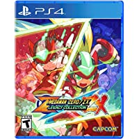 Mega Man Zero/ZX Legacy Collection - Standard Edition - PlayStation 4