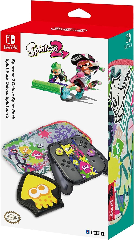 Hori - Splatoon 2 Deluxe Splat Pack (Nintendo Switch): Amazon.es: Videojuegos