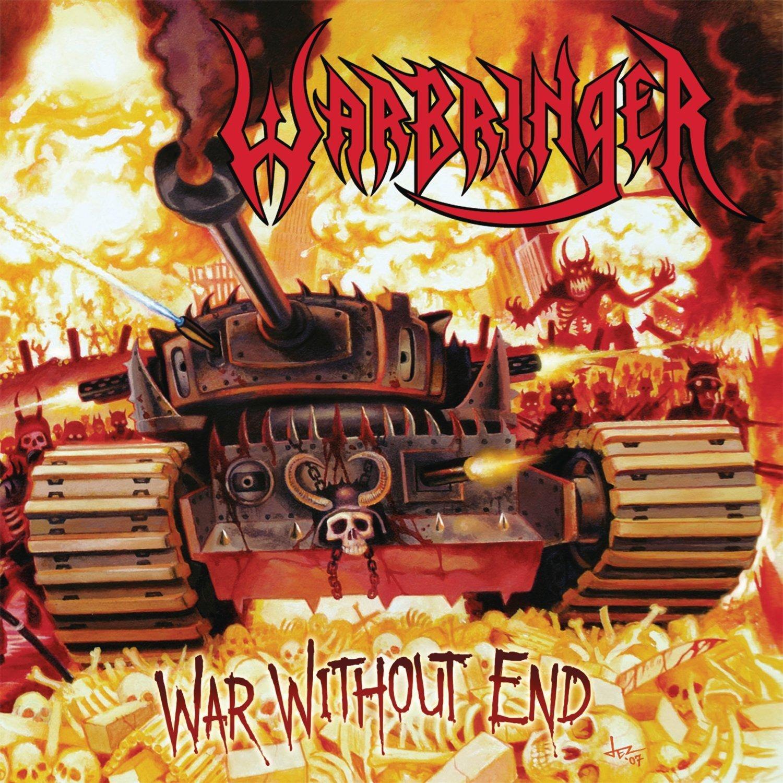 Vinilo : Warbringer - War Without End (Gatefold LP Jacket, Reissue)
