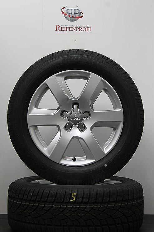 Original Audi A6 4 G C7 S Line 4 g0601025l Invierno ruedas 17 pulgadas 1452 de