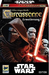 Devir - Carcassonne, versión Star Wars - juego de mesa (Devir BGCARCASW): Amazon.es: Juguetes y juegos