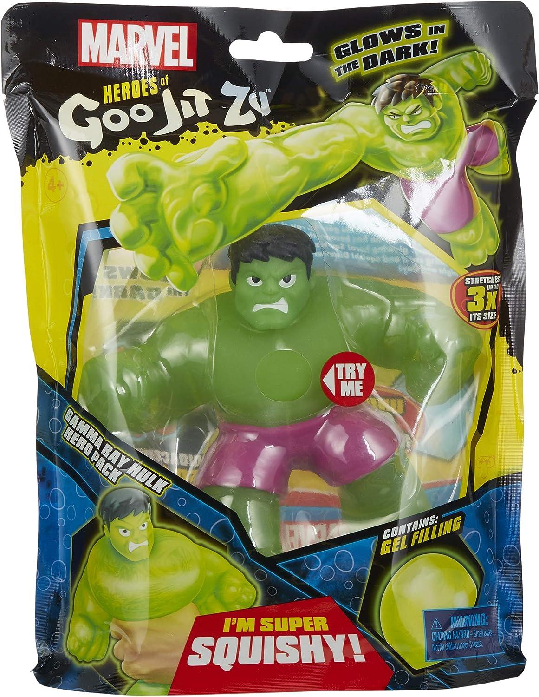 Marvel Superheroes Gamma Glow Hulk