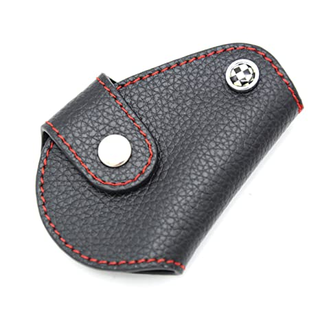 Amazon.com: MOTO4U - Funda de piel para llave de coche Mini ...