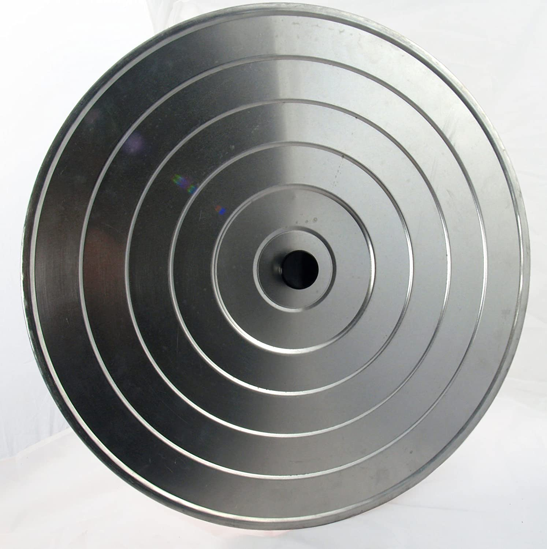 60/cm. Garcima Couvercle en Aluminium