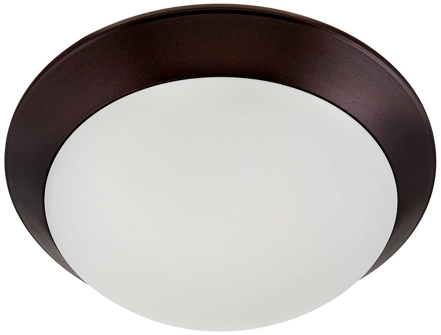 Amazon.com: DVI iluminación dvp0842 Valletta two-light Flush ...