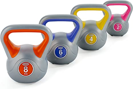 York Fitness Kugelhantel 3-20 kg