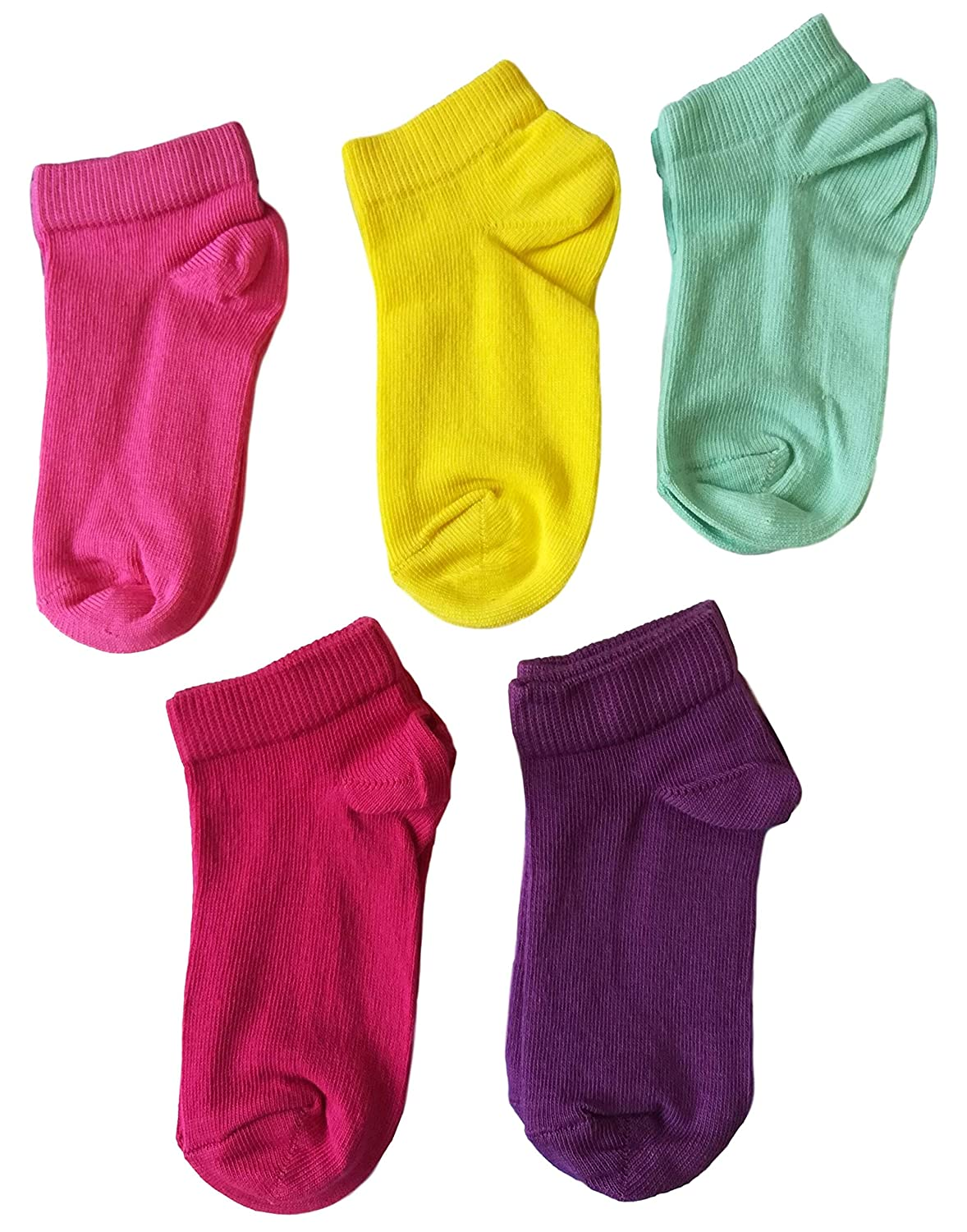 LUXOR Egyptian cotton socks low cut for school and play