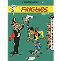 Lucky Luke Vol.37: Fingers (Lucky Luke 37)