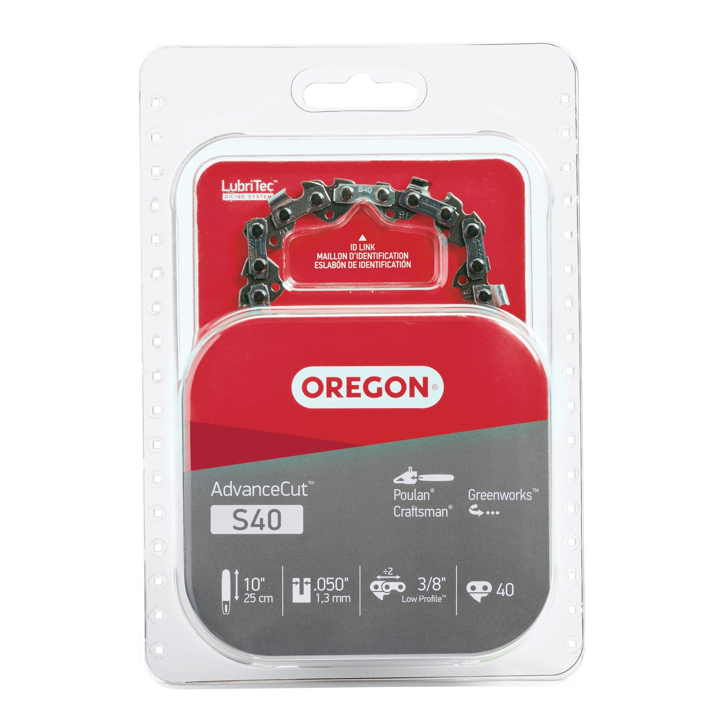 Best rated in chain saw accessories helpful customer reviews oregon s40 advancecut 10 inch chainsaw chain fits craftsman poulan remington keyboard keysfo Gallery
