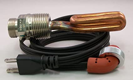 Amazon com: Engine Heater Kit Fits CATERPILLAR C10, C12