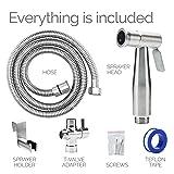 Purrfectzone Bidet Sprayer for Toilet; Handheld