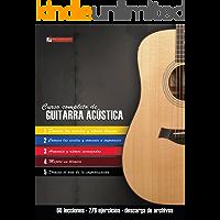 Curso completo de guitarra acústica: Método moderno