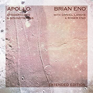 Apollo: Atmospheres And Soundtracks Hardcover Book Edition