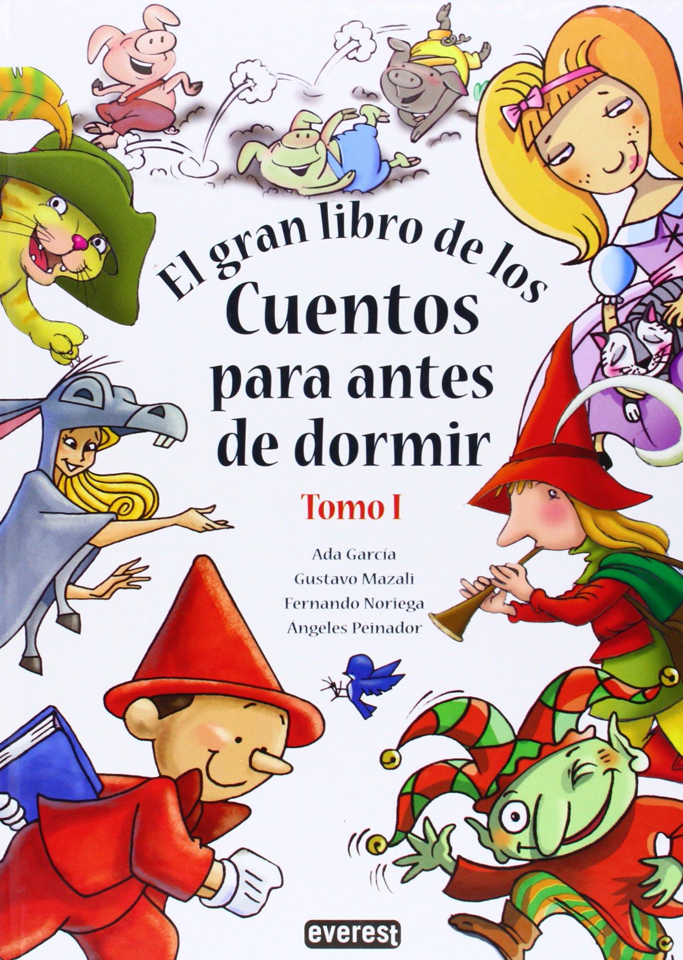 CUENTOS PARA ANTES DE DORMIR TOMO I (Spanish) Hardcover