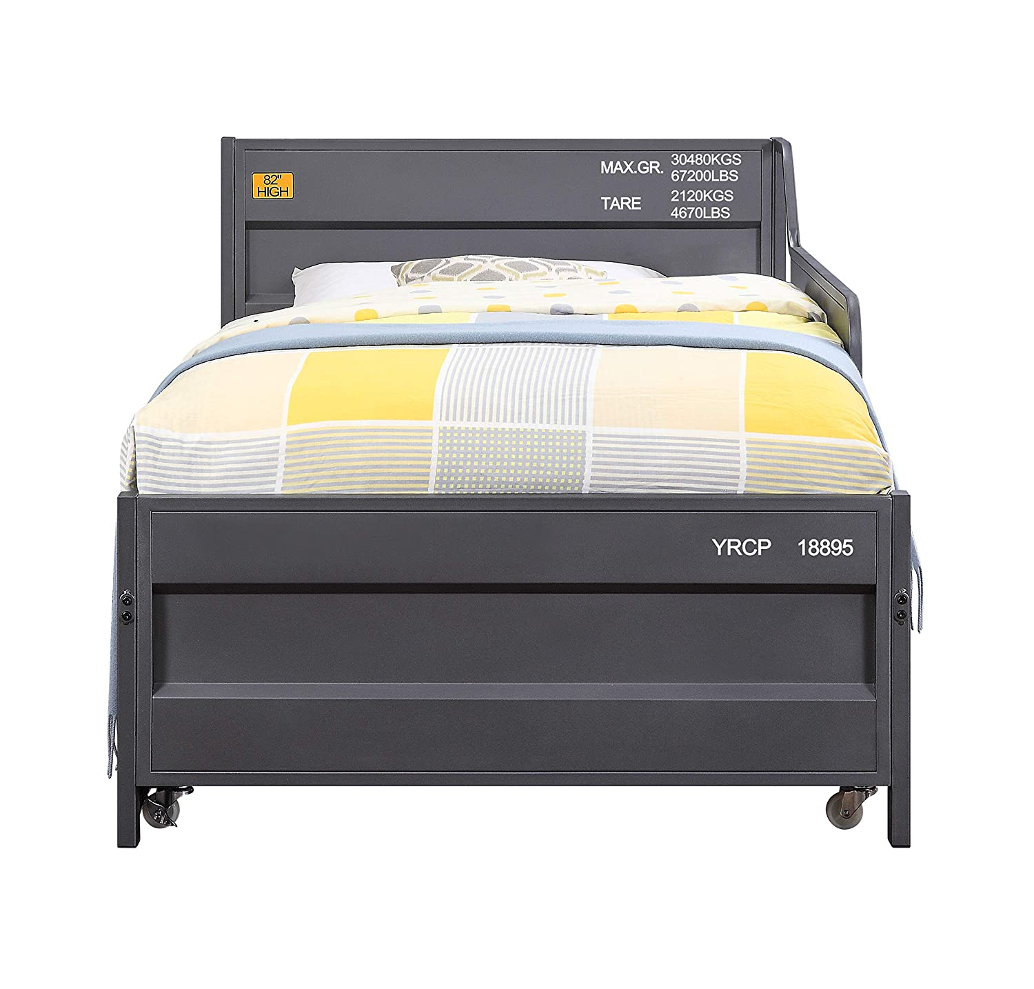 Amazon.com: ACME Furniture 39885 Cargo - Cama de día, color ...