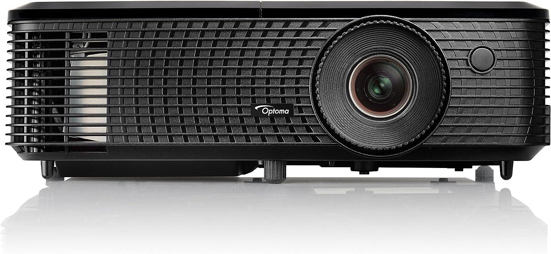 Optoma Dh1009i Dlp Projektor 1080p Beamer 1920x1080 Pixel 3200 Ansi Lumen Kontrast 22 000 1 Full Hd 2 X Hdmi 1 1x Zoom Schwarz Heimkino Tv Video