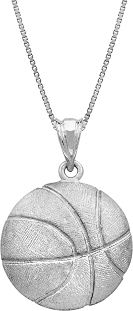 Solid 925 Sterling Silver The University of Hawaii Extra Small Pendant