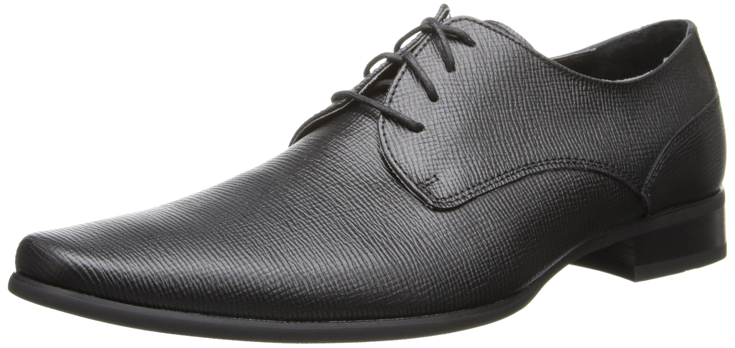 Calvin Klein Men's Brodie Epi Leather Oxford Shoe