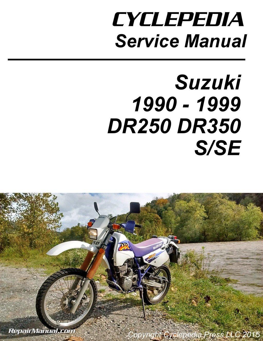 Erfreut 1995 Suzuki Dr 250 Schaltplan Galerie - Der Schaltplan ...