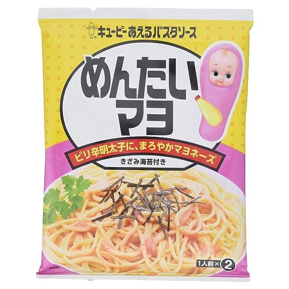 salsa de pasta Mentai Mayo 80g 1 bolsa que vestir Kewpie