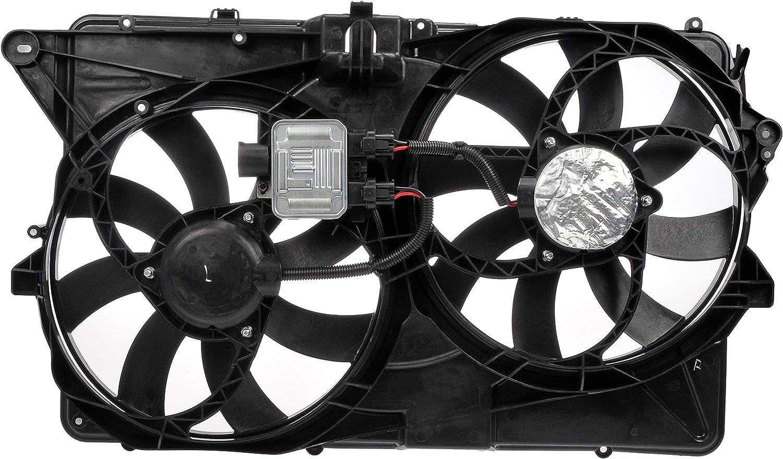 Dorman OE Solutions 621-010 Dual Fan Assembly