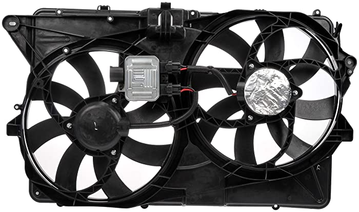 Dorman 621-005 Engine Cooling Fan Assembly for Select Ford Models