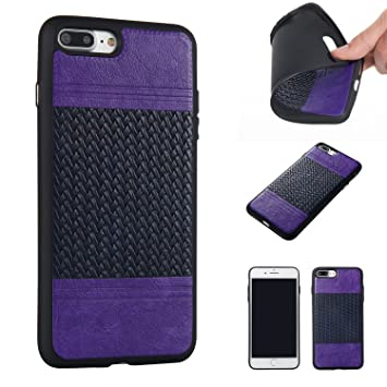 coque iphone 8 bleu violet