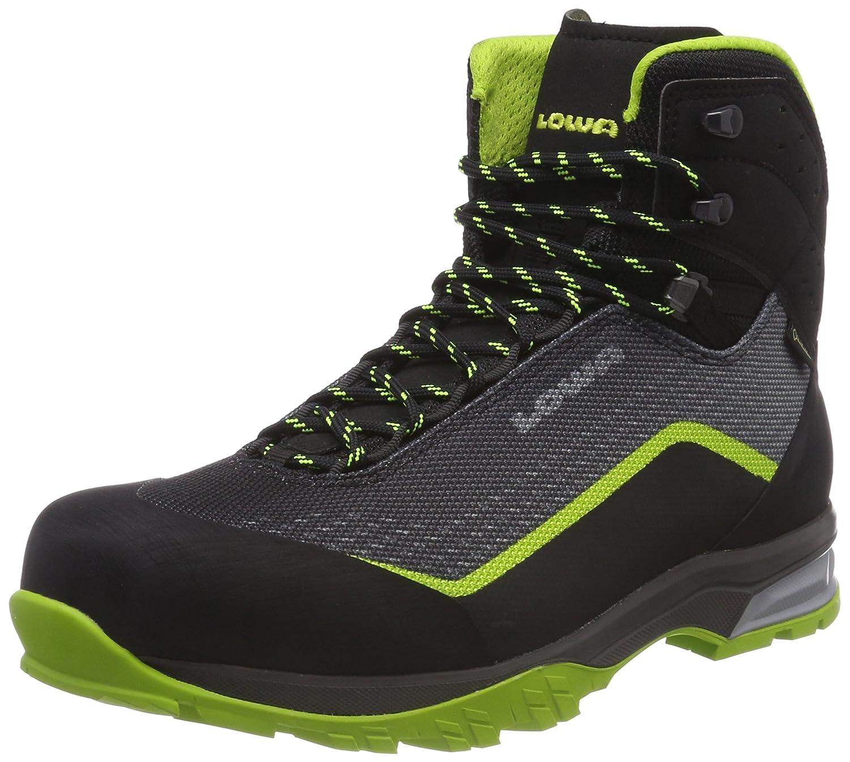 Noir (noir Limone 9903) 46.5 EU Faiblea Irox GTX Mid, Chaussures de Randonnée Hautes Homme