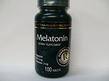 Amazon.com: pharmassure Melatonina: Health & Personal Care