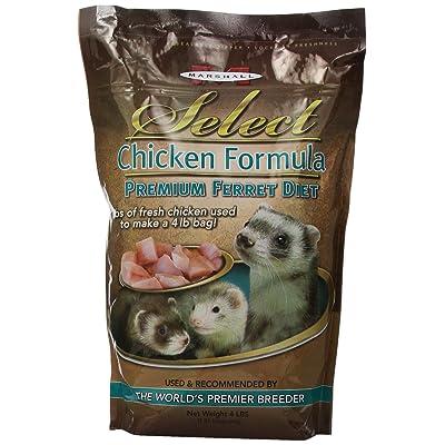 Marshall Pet Select Chicken Formula