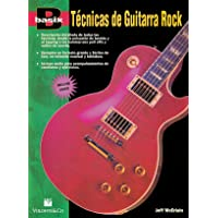 BASIX TECNICAS GUIT.ROCK + CD