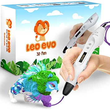 Juego de bolígrafos 3D para niños – Bolígrafos de dibujo ...